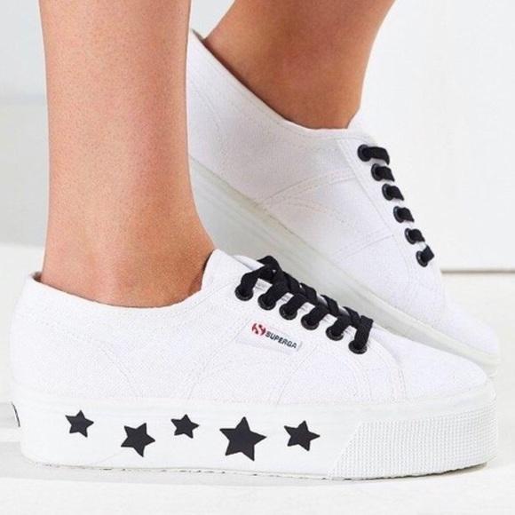 Superga Star Platform Sneakers | Poshmark